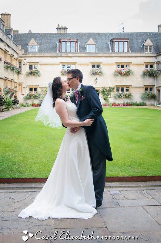 Oxfor Uni wedding photographer