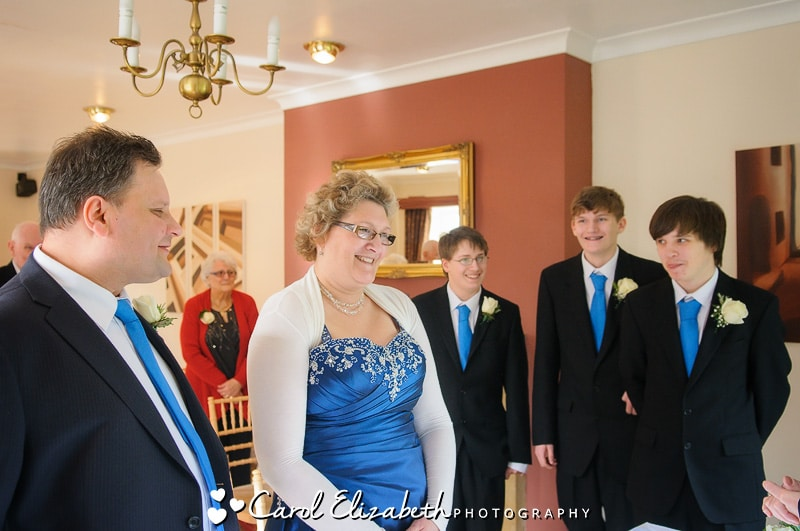 Wedding at Bignell Park