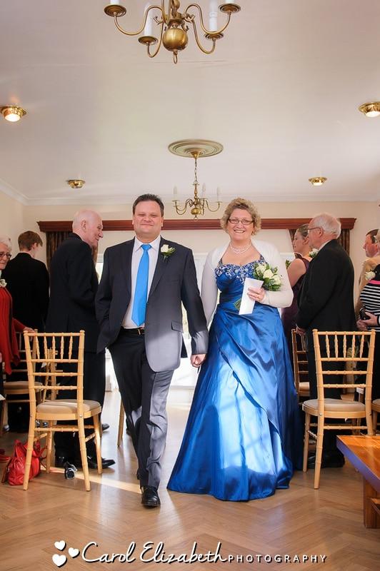 Bignell Park wedding photographer