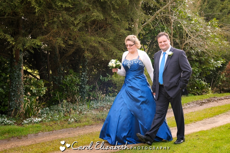 Older couple wedding photographer