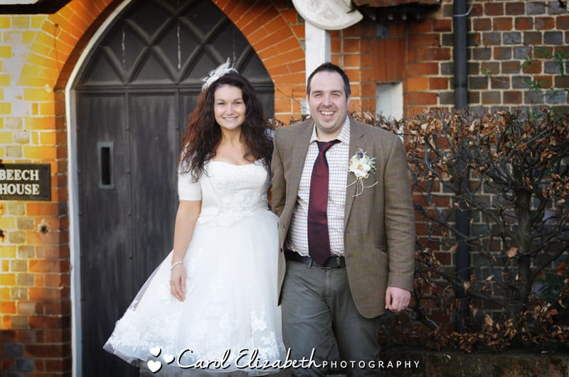 informal didcot weddings