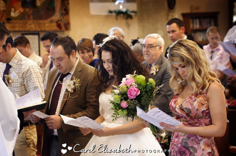 harwell church wedding ceremony