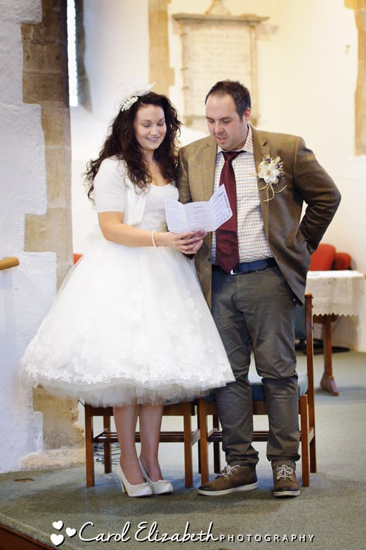 oxfordshire church weddings
