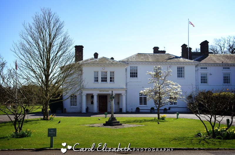 Milton Hill House wedding venue
