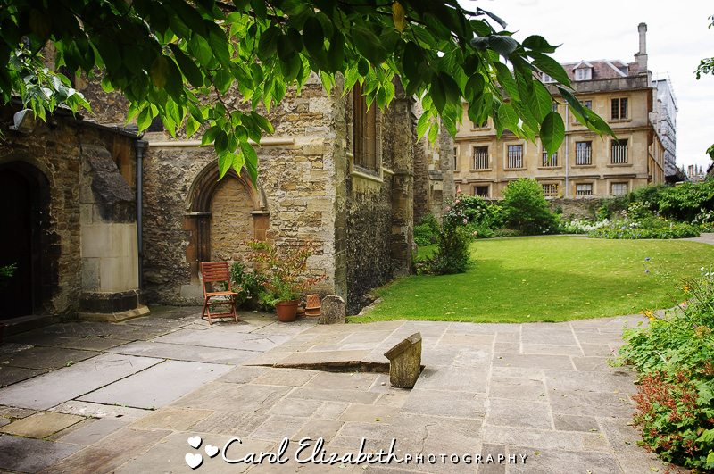 Weddings at St Edmunds Hall