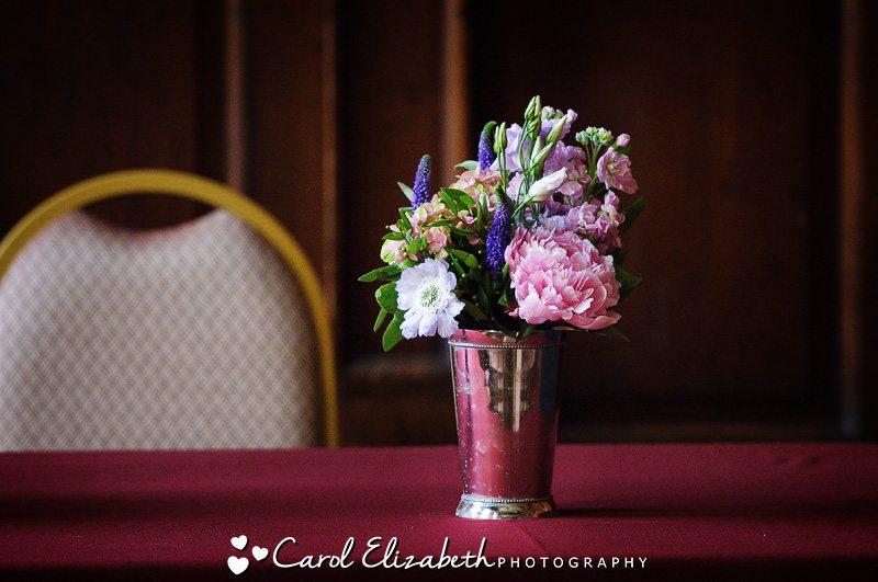 Fabulous Flowers Oxford at St Edmunds Wedding