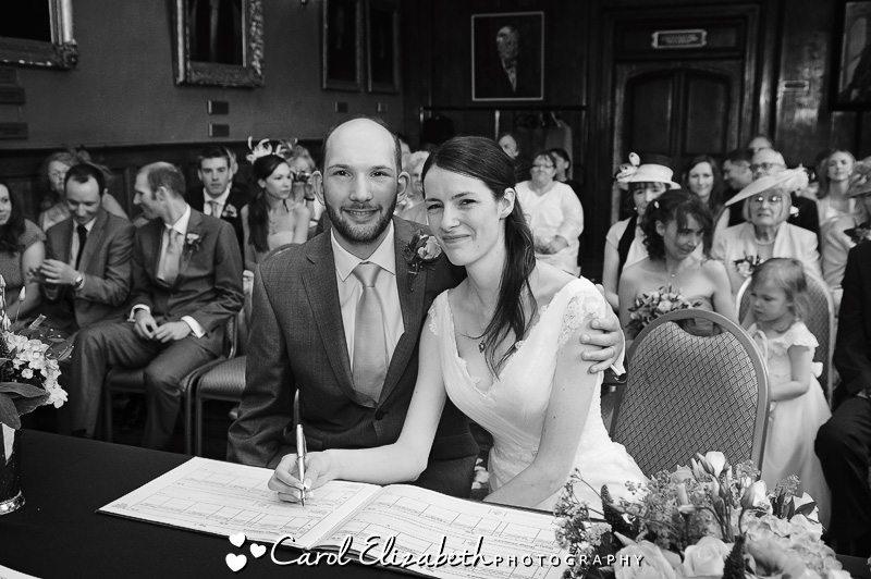 University of Oxford weddings at St Edmunds Hall by Carol Elizabeth Photography