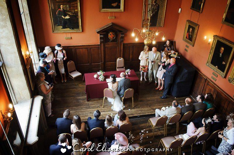 Informal wedding photographers
