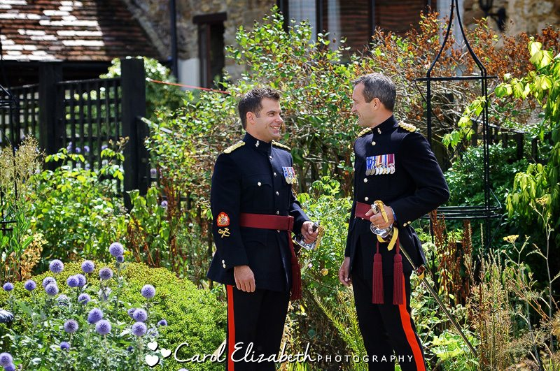 Wedding photographer in Oxford