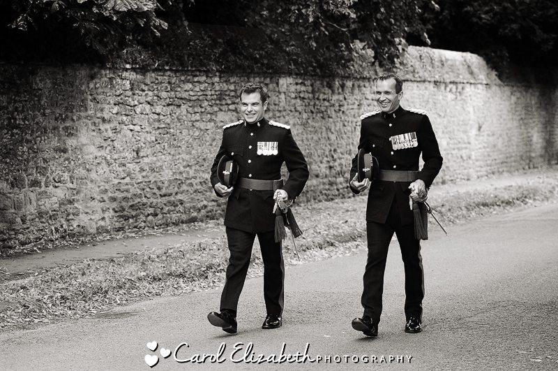 Wedding photos in Oxford