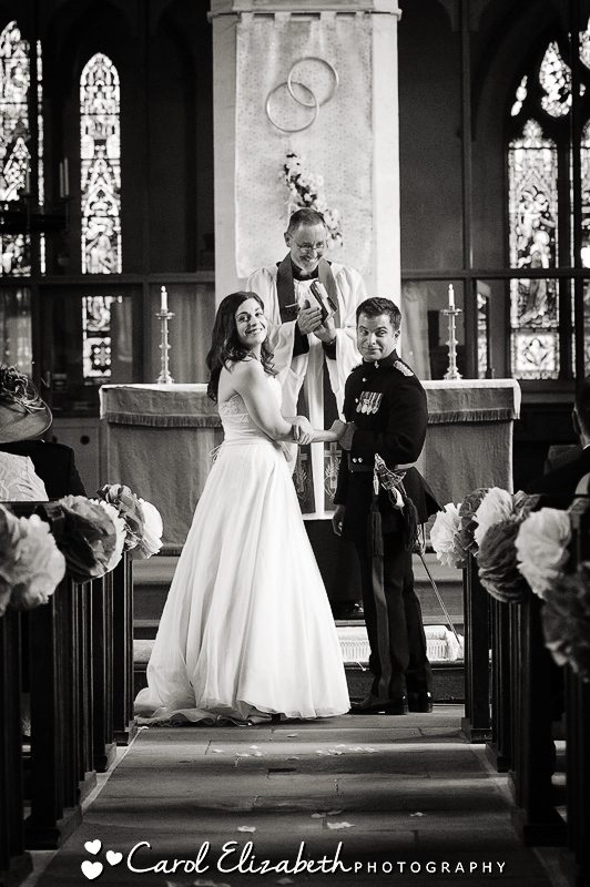 Professional wedding photographer in Didcot