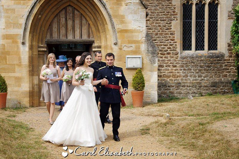 Wedding photographer in Bicester