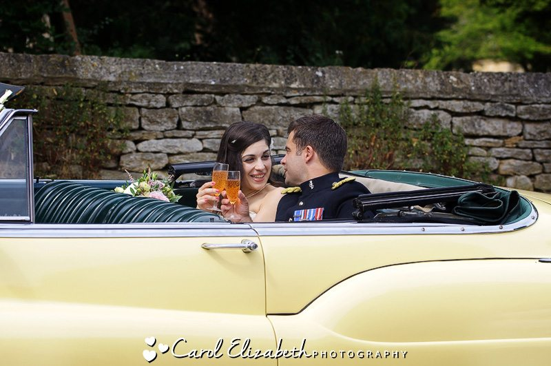 Wedding photography in a natural style