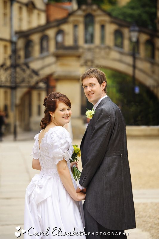 Natural wedding photography in Oxfordshire - Oxford University weddings - wedding at Bodleian library