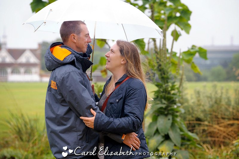 Engagement photographer in Oxfordshire