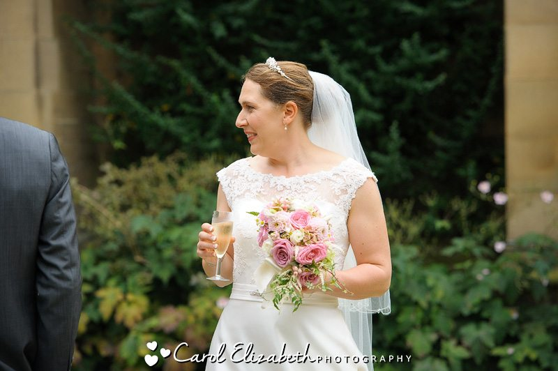 Oxford College wedding photography
