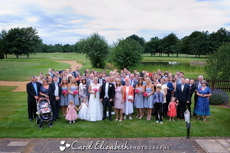 Wedding at Bicester Golf and Country Club - Laura and Paul