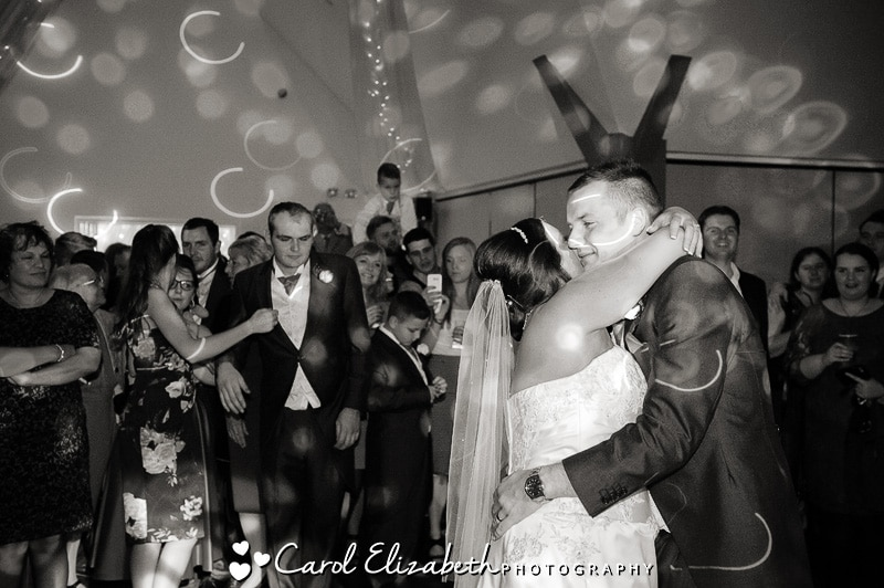 First dance at Steventon House weddings