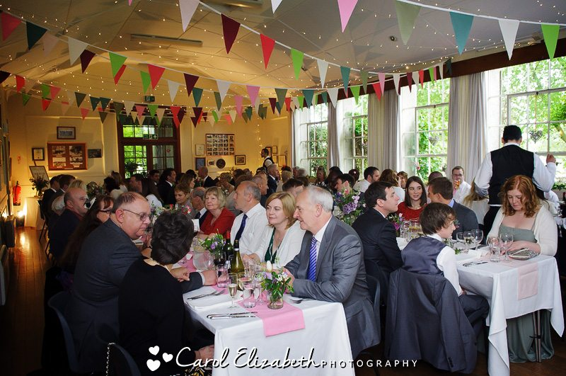 Southrop village hall weddings