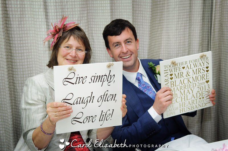 Southrop informal wedding photography
