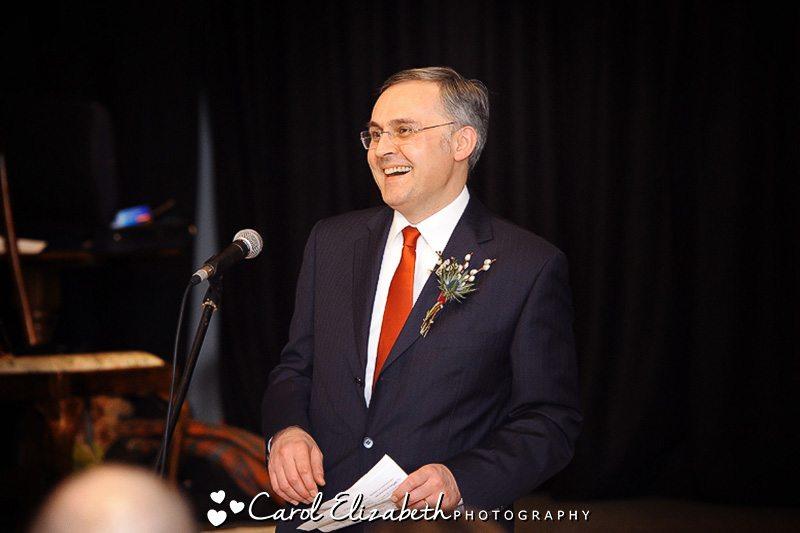Wedding speeches - Oxford wedding photographer