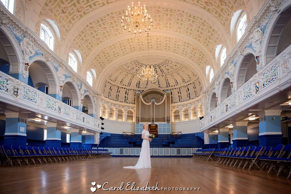 Oxford Town Hall wedding venue