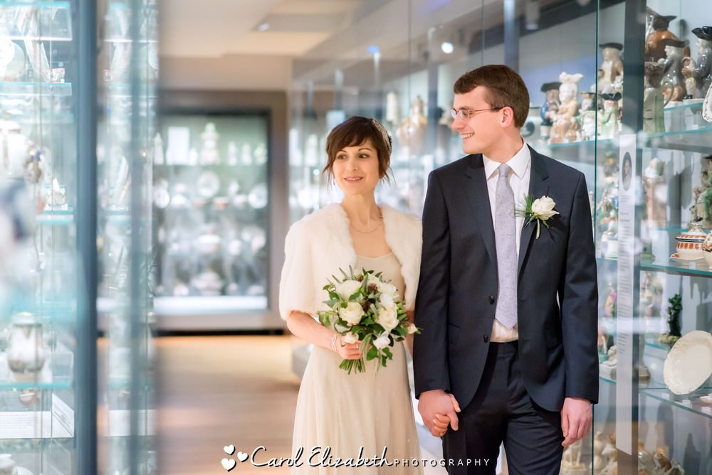 Natural wedding photography in Oxford