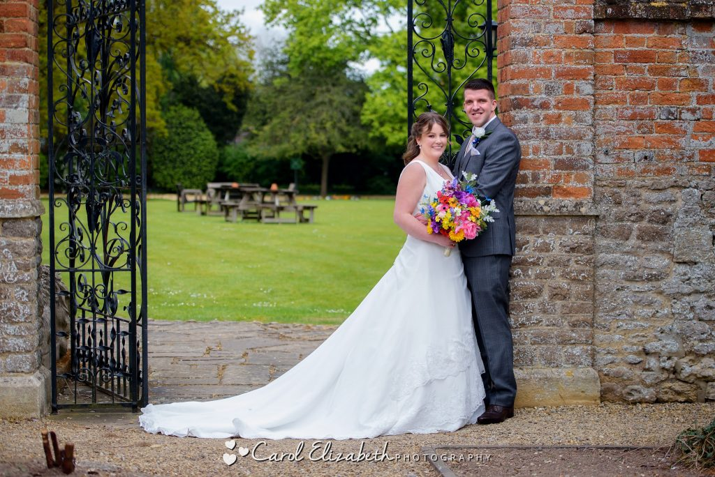 Wedding photography at Coseners House in Abingdon