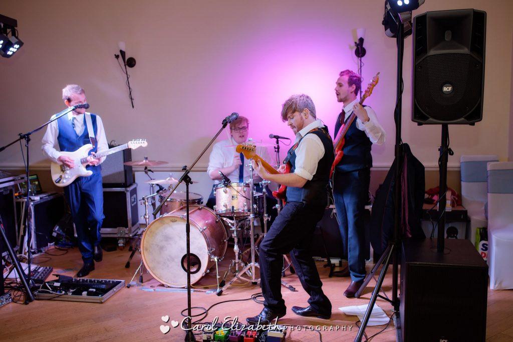 Icon wedding band