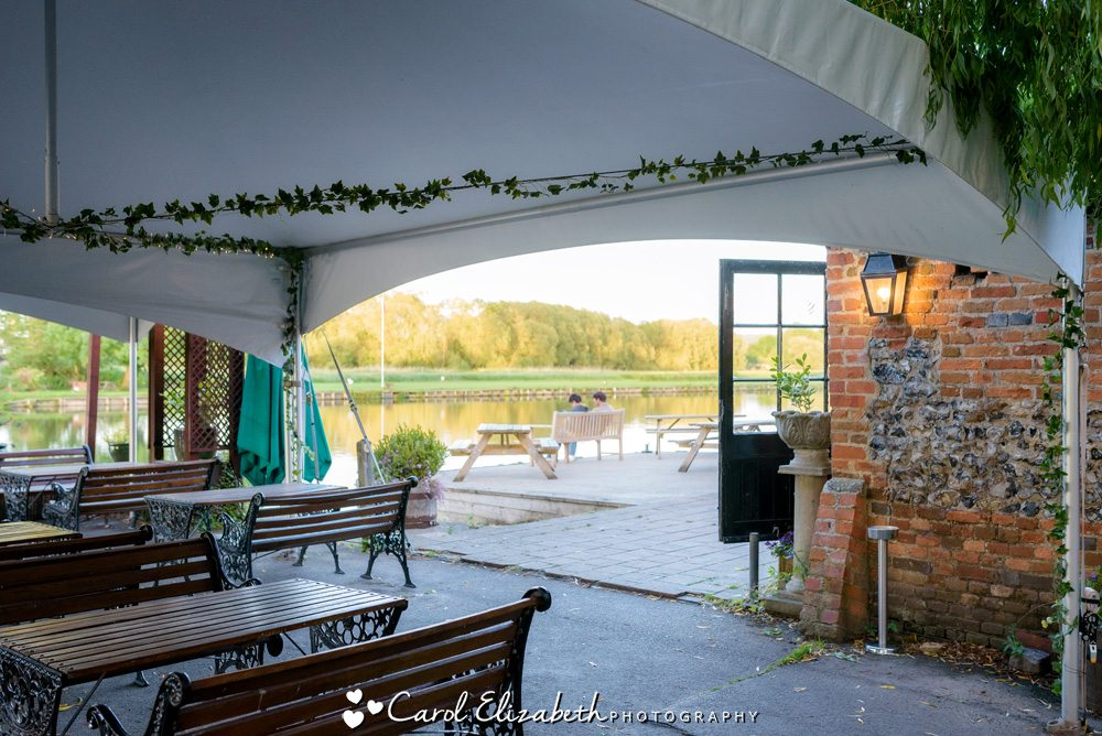 Weddings at The Beetle and Wedge Boathouse
