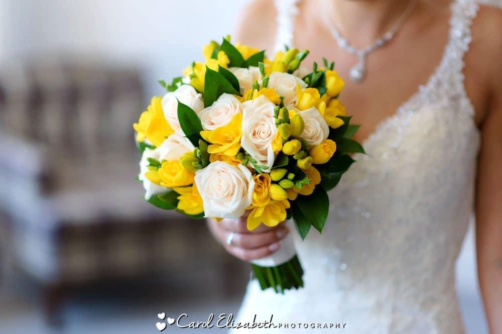 Bridal bouquet Classic Flowers witney