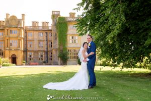 Wedding at Eynsham Hall in Oxfordshire