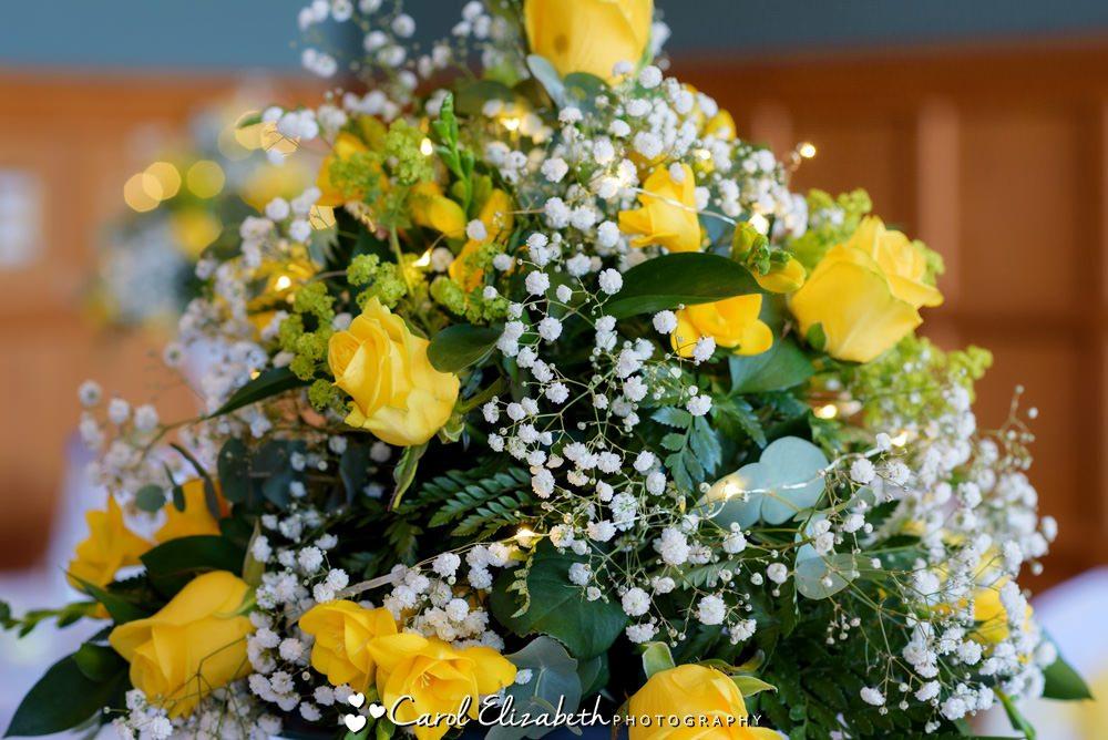 Classic Flowers Wtney at Eynsham Hall