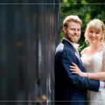 Wedding at Lains Barn