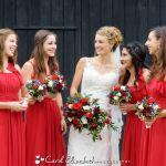 Weddings at Lains Barn in Oxfordshire
