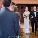 Oxford Town Hall wedding ceremony