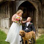 Oxfordshire church wedding ceremonies