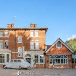 Steventon House wedding venue in Oxfordshire