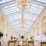Blenheim Palace Orangery wedding venue
