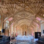 Divinity School wedding venue in Oxford