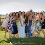 Fun wedding photography in Oxfordshire