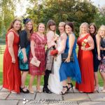 Hyde Barn wedding photography