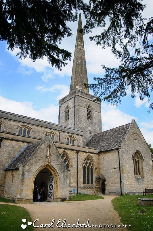 Weddings at St Marys Church in Kidlington