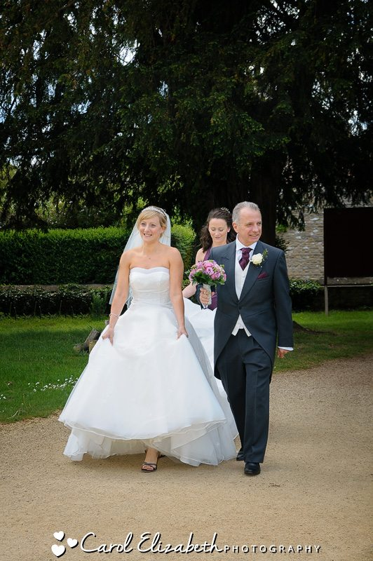 St Marys Kidlington wedding photographer