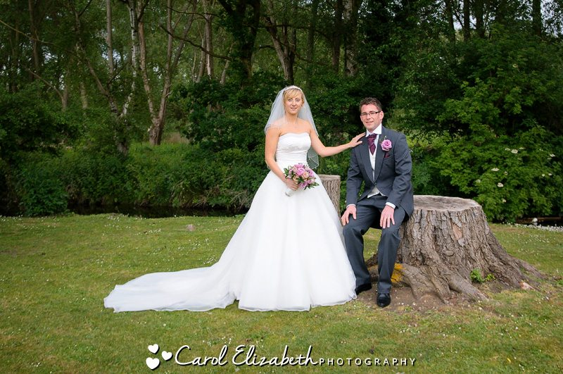 Wedding photography in Abingdon