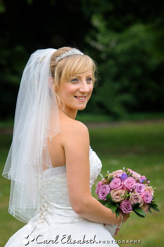 Professional wedding photographer in Oxfordshire