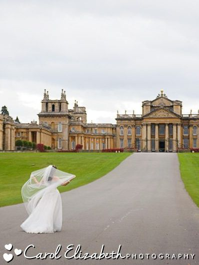 Professional Blenheim Palace wedding photographer in Oxford