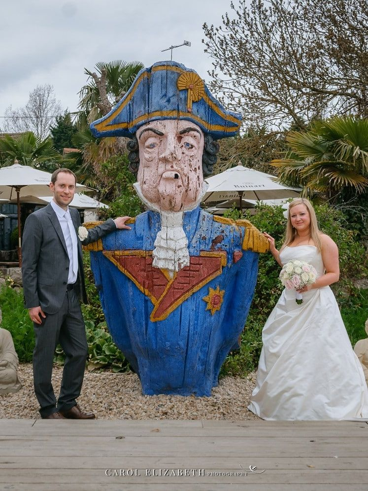 Wedding photography at Crazy Bear Stadhampton