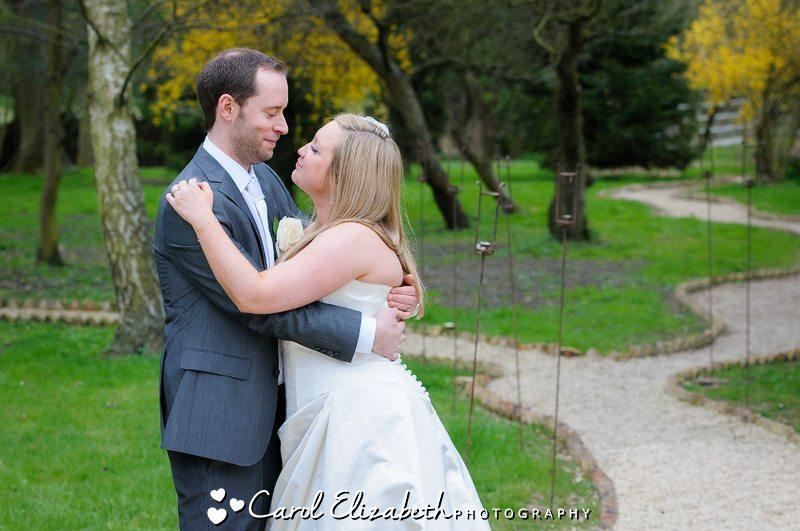 Wedding at crazy bear stadhampton