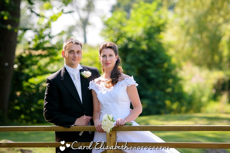 Professional Ardington House wedding photographer